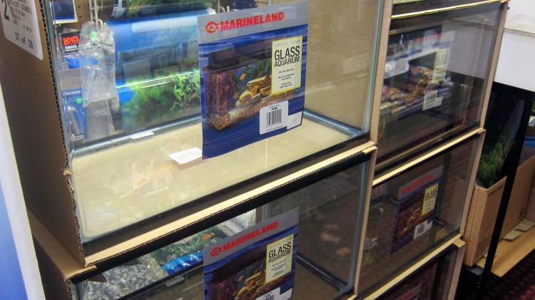 Marta's Pet Shop – Fish Products – Aquariums